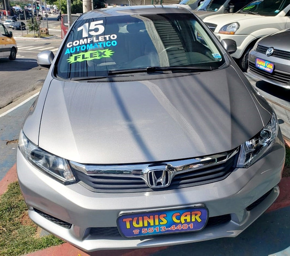 Honda Civic Lxs Automatico 1.8