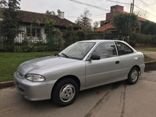 Hyundai Accent Gsx 1.5 Único Dueño.