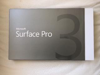 Microsoft Surface Pro 3 12 I7 8gb 512gb