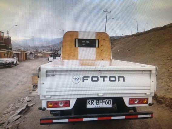 Foton Midi Cabina Simple Midi Truck C/s