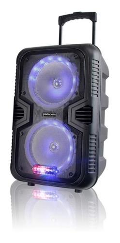 Parlante Portátil Panacom Bluetooth Sp-1758 Caja Cuotas