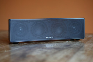 Parlante Hi Res Bluetooth Sony Srs-zr7