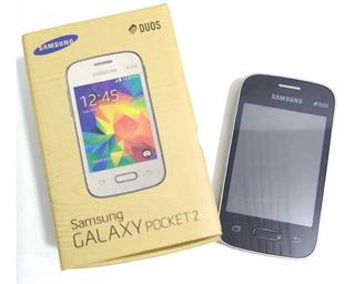 Celular Samsung Galaxy Pocket2 Novo Na Caixa