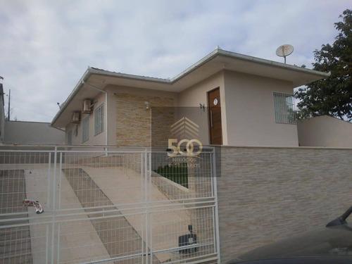 Casa Com 3 Dormitórios À Venda, 180 M² Por R$ 410.000,00 - Alto Biguaçu - Biguaçu/sc - Ca0145