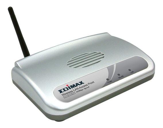 Access Point Edimax Ew-7210apa 5.8ghz 54mbps Hi End