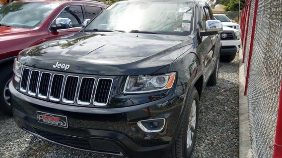 Jeep Grand Cherokee Limited 4x4 Negra 2014