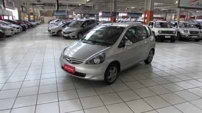 Honda Fit Lx 1.4 Automático Ano 2007