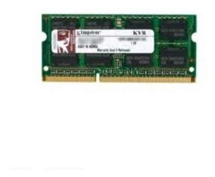 Memória Kingston Para Notebook 4 Gb Ddr3 1333mhz Pc3-10600