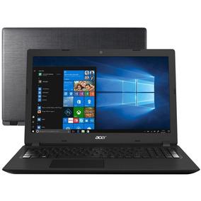 Notebook Acer Aspire 3 Tela 15,6 Hd 1tb+4gb Ram Windows 10