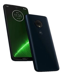 Celular Motorola Moto G7 Plus Tela 6.2 64gb - Indigo