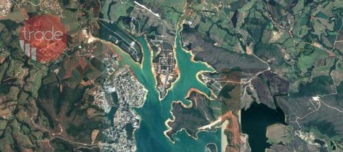 Área Residencial À Venda,  Escarpas Do Lago, Capitólio-mg. - Ar0020