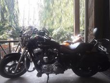 Harley-davidson Xl 1200c Sportster Custom Modelo 2014