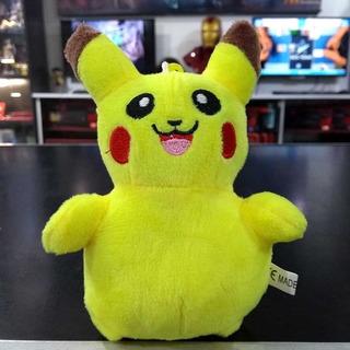 Peluche Pokemon Llavero Pikachu