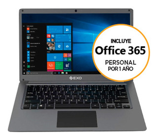 Cloudbook Exo 14 Atom 4gb 32gb Smart E18-ff + Office 365 (1