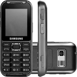 Celular Samsung Gt-e3217b 3g Mp3 Rádio Fm Apenas Vivo