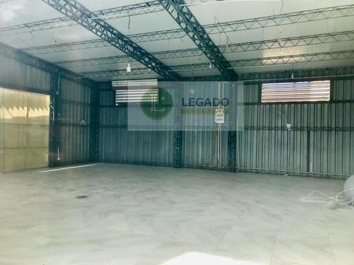 Alquiler Local Comercial Sobre Ruta Inter., En Las Toscas.-