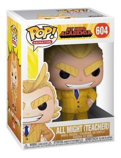All Might Teacher My Hero Academia Funko Pop