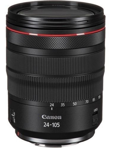 Lente Canon Rf 24-105mm F/4l Is Usm (lancamento Mirrorless )