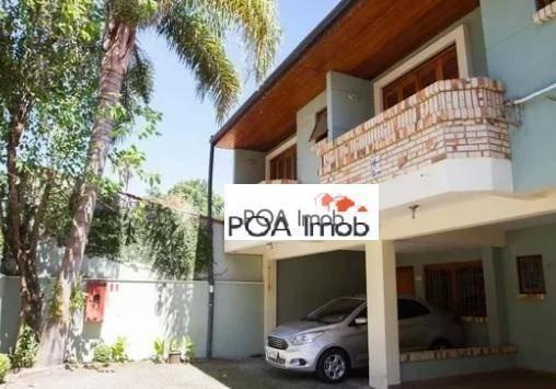 Casa Com 03 Dormitórios No Bairro Ipanema - Ca0276