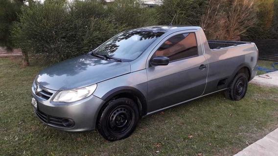 Volkswagen Saveiro 1.6 Cs 101cv 2010 Con Gnc 5ta