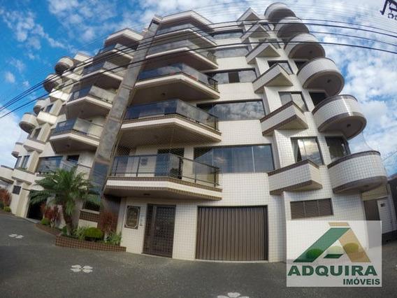 Apartamento Padrão Com 3 Quartos No Edifício Vila Lobos - 1639-v