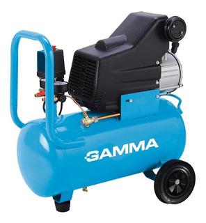 Compresor 2hp X 25lt. Gamma