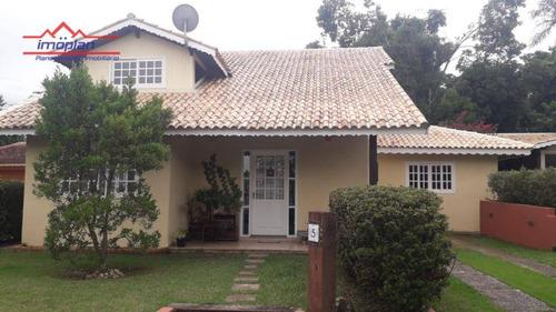 Casa Com 2 Dormitórios À Venda, 284 M² Por R$ 690.000,00 - Parque Rio Abaixo - Atibaia/sp - Ca4386