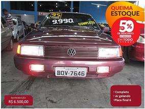 Volkswagen Santana 1.8 Cl 8v Gasolina 2p Manual