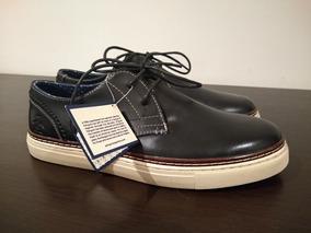 Zapatos Para Hombre En Cuero Marca Penguin