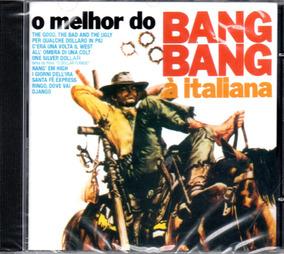 Cd O Melhor Do Bang Bang Á Italiana