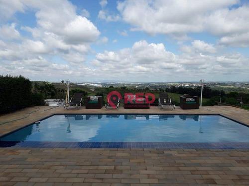 Sobrado Com 4 Dormitórios À Venda, 340 M² Por R$ 1.400.000,00 - Condomínio Fazenda Kurumin - Itu/sp - So0301