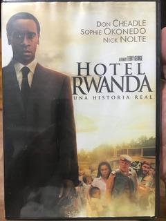 Dvd Hotel Rwanda (2004)