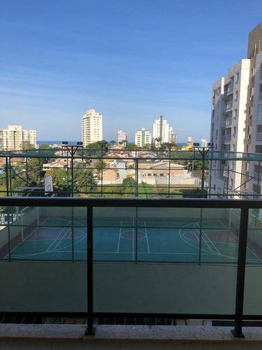 Imagem 1 de 17 de Apartamento Com 2 Dormitórios À Venda, 58 M² Por R$ 225.000,00 - Glória - Macaé/rj - Ap0048