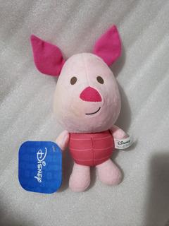 Peluche Piglet De Winnie Pooh 22cm Disney Petit Puerquito