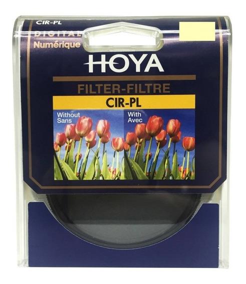 Filtro Polarizador Cpl Hoya 49mm Original - Nikon Canon Sony