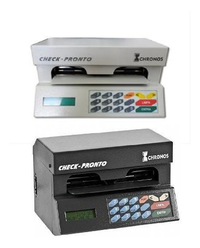 Impressora De Cheque Com Usb Chronos Check Pronto Show Room