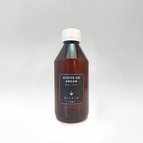 Aceite De Argan 250ml Elixir Materia Prima Caba