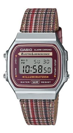 Reloj Casio Vintage A168wefl-5avt