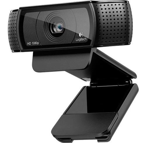 Camara Web Logitech Webcam Fullhd C920 Pro Microfono Diginet