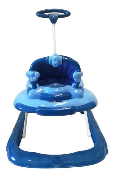 Caminador Musical Happy Baby Cmf21 Azul