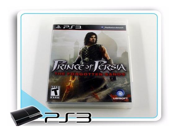Ps3 Prince Of Persia The Forgotten Sands Original Playstatio