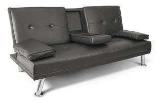 Sofa Cama Varias Posiciones Sillon Minimalista Moderno Comod