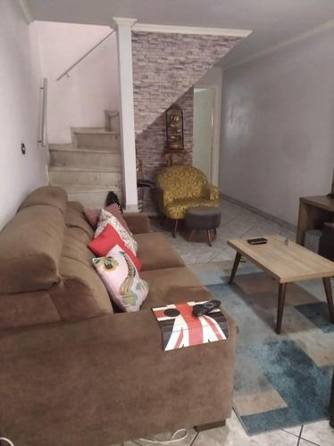Imagem 1 de 14 de Sobrado Com 02 Dormitórios E 136 M² | Vila Nova Mazzei , São Paulo | Sp - So204532v