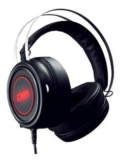 Audifonos M45 Gamer Mic Y Luz Led - Usb Y Plug Cable 2.2mt