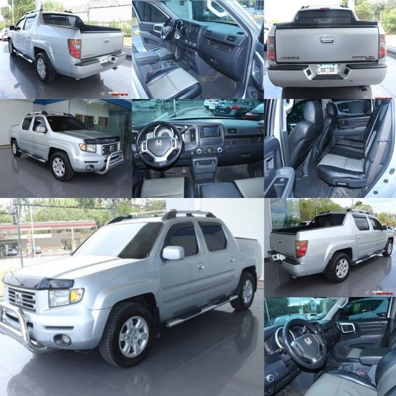 Honda Ridgeline 6cilindro 4x4