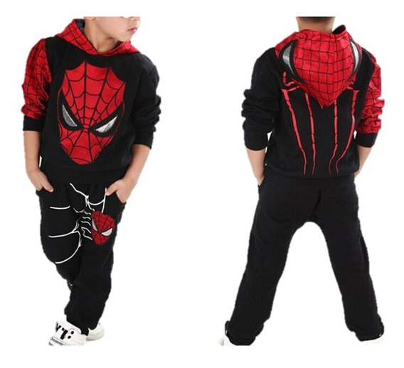 Conjunto 2 Piezas Spiderman - Hombre Araña