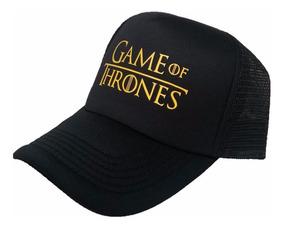 Gorra Game Of Thrones, Harry Potter,mujer Maravilla