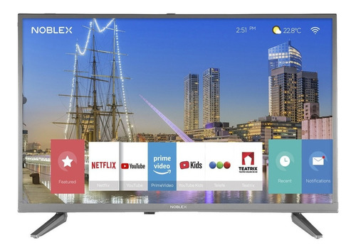 Tv Led Smart Full Hd 43 Noblex Dj43x5100