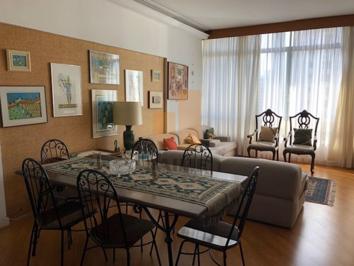 Apartamento Para Venda No Bairro Higienópolis Em São Paulo - Cod: Ja14709 - Ja14709