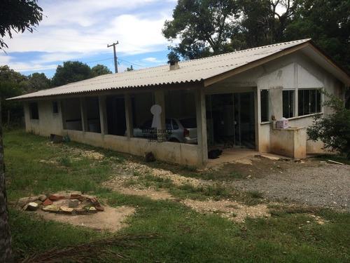 Chácara A Venda No Bairro Centro Em Bocaiúva Do Sul - Pr.  - 409-1